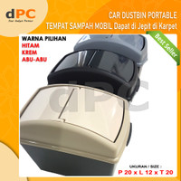 Tempat Sampah Mobil Car Dustbin |Recycle Bin |Tong Sampah Multi Fungsi