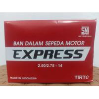 ban dalam Motor Express 250/275/14 250/275r14 -14 made in indonesia