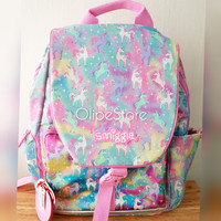 SMIGGLE - Viva Chelsea Backpack Tas Punggung Ransel (Unicorn)