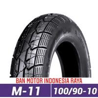 Ban Vespa MIZZLE M 11 ( M11 ) 100/90-10 Ban Motor Tubeless Matic