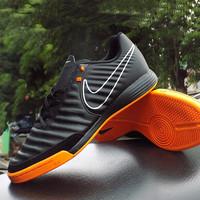 Sepatu Futsal Nike Tiempo X Finalle Black