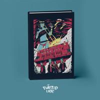 Aesthetic Notebook Hardcover | Arctic Monkey | Band Serries
