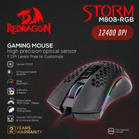 Redragon Gaming Mouse RGB STORM - M808-RGB
