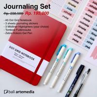 Bali Artemedia Journaling Set