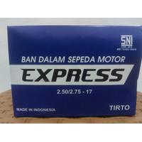 ban dalam Motor Express 250/275/17 250/275r17 -17 made in indonesia