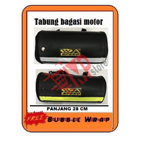 Tabung Bagasi Tempat Jas Hujan Motor Touring Tour Biker