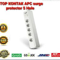 APC surge protector stop kontak 5L PM 5-Gr Anti petir bergaransi