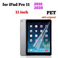 PET Screen Guard Apple iPad Pro 11 inch 2020 2018 Antigores Anti Gores