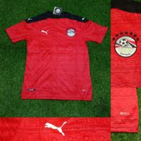 jersey bola negara MESIR home 2020-2021 grade ori import