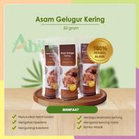 Herbal Pelangsing Alami Terbaik Anti Gemuk Asam Gelugur Kering Terbaik