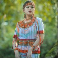 Pakaian Adat Toraja Baju dan Rok Putih Murah dan Bagus