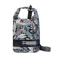 FeelFree Dry Bag Tube Tropical 3 Liter Tas Waterproof Anti Air Travel - Midnight Black