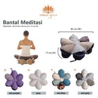 Bantal Yoga Meditasi Lotus New / Meditation Pillow / Yoga Meditation