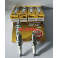 Busi Timor DOHC 1.6 BKR6EGP NGK Platinum Asli