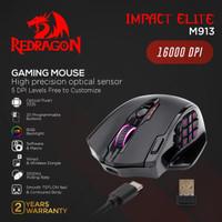 Redragon Dual Mode Gaming Mouse RGB IMPACT ELITE - M913