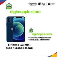 iphone 12 mini 64gb / 128gb / 256gb Garansi Resmi Ibox
