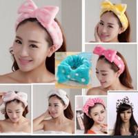 BANDO MANDI HANDUK PITA KUPING bandana headband Korean Style Fashion
