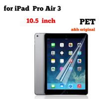 PET Screen Guard - Apple iPad Air 3 10.5 inch Antigores Anti Gores