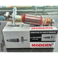 MODERN Armature M2300 Angker SIM 100 Gerinda Grinda M 2300 Sim100