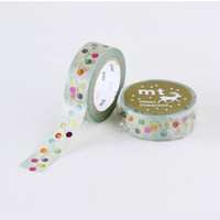 MT Masking Tape Christmas Cotton Ball Lights