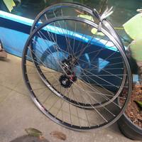 Wheelset MTB 26 Araya TM 620 Freehub Novatec