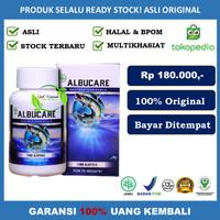 Albucare Original - Obat Herbal Untuk Infeksi Lambung, Gerd, Luka Asli