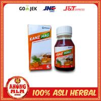 Manfaat madu kanz maag : * Mengatasi Maag Kronis * Menetralkan asam la