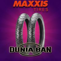 PAKET BAN NOUVO MAXXIS M6212 80/90-16 & 90/80-16 TUBLESS