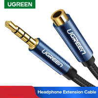 Ugreen Kabel Extension Jack Audio 3.5mm Male to Female W/ Microphone