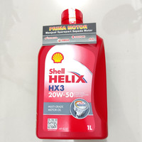 OLI SHELL HELIX HX3 4T 20W-50 1L