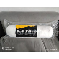 Guling Tidur Dakron Putih dan Motif Merek DnD Pillow Harga Satu Pcs