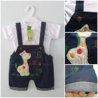 Baju Bayi Laki-laki Overal Baju Anak Handsop Baju Kodok Anak 1-2 Tahun
