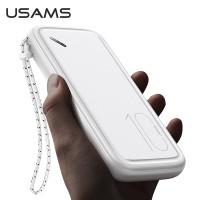USAMS PB56 Power Bank Lanyard 10000mAh DUAL USB 2.1A