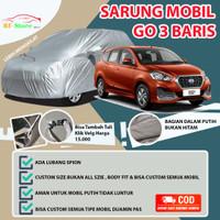 DATSUN GO Body Cover / Sarung Mobil Datsun GO+ panca / 2 baris / 3