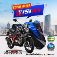 Cover Penutup Sarung Motor Sport CB 150 Outdoor Waterproof Murah Warna - Kuning
