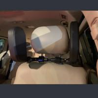 CAR SLEEP HEADREST BANTAL MOBIL SANDARAN KEPALA UNIVERSAL ADJUSTABLE - PREMIUM