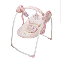 Baby Elle Swing Bouncer Angle Bekas Kondisi Baik