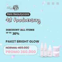 Bright glow Reis Beautycare