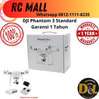 DJI Phantom 3 Standard Garansi Resmi 1 Tahun P3 Standart Standar