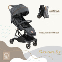 Stroller Baby Elle / BabyElle Genius Kereta Dorong Bayi 352