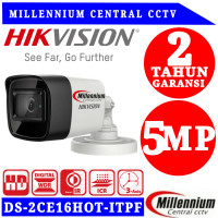CAMERA CCTV OUTDOOR HIKVISION 5MP DS-2CE16HOT-ITPF