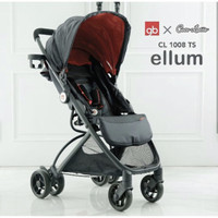 Stroller Bayi GB Cocolatte CL 1008 ELLUM