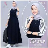 Overall Jumpsuit Gamis Anak Remaja Kirana