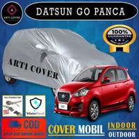 Selimut Sarung Body Cover Mobil datsun go plus panca pengait ban