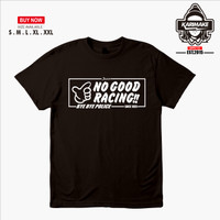 Kaos Baju Mobil No Good Racing Bye Bye Police Kaos Otomotif - Karimake