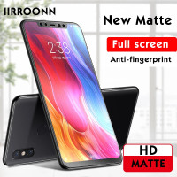 TEMPERED GLASS MATTE XIAOMI MI8 MI 8 ANTI GLARE FULL SCREEN