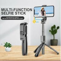 L02 not K21 Selfie Stick Tongsis Bluetooth Shutter Tripod Holder L-02