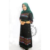 Baju Gamis Bahan Sadum - Galery Ulos Sianipar