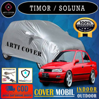 Cover Penutup Body Mobil Aerio Timor Avega free pengikat ban - COD