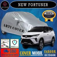 Selimut Sarung Body Cover Mobil Fortuner Pajero Sport pengait ban